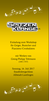 Telemann Workshop